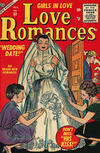 Cover for Love Romances (Marvel, 1949 series) #52