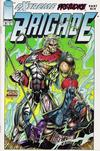 Cover for Brigade (Image, 1993 series) #9 [Direct Edition]