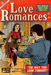 Cover Thumbnail for Love Romances (Marvel, 1949 series) #35