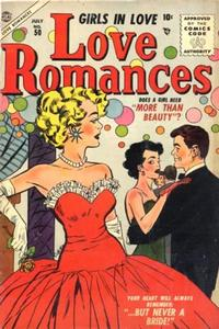 Cover Thumbnail for Love Romances (Marvel, 1949 series) #50