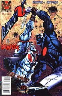 Cover Thumbnail for Bloodshot (Acclaim / Valiant, 1993 series) #35 [Direct Edition]