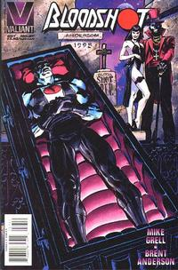 Cover Thumbnail for Bloodshot (Acclaim / Valiant, 1993 series) #37 [Direct Edition]