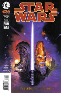 Cover Thumbnail for Star Wars (Dark Horse, 1998 series) #1