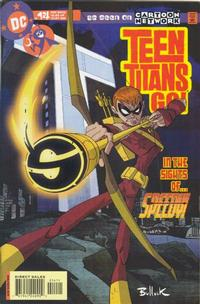 Cover for Teen Titans Go! (2004 series) #14
