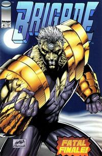 Cover Thumbnail for Brigade (Image, 1992 series) #4