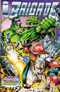 Cover for Brigade (1993 series) #11