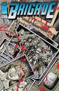 Cover Thumbnail for Brigade (Image, 1993 series) #13