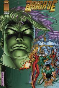 Cover Thumbnail for Brigade (Image, 1993 series) #15