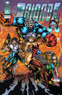 Cover Thumbnail for Brigade (Image, 1993 series) #20