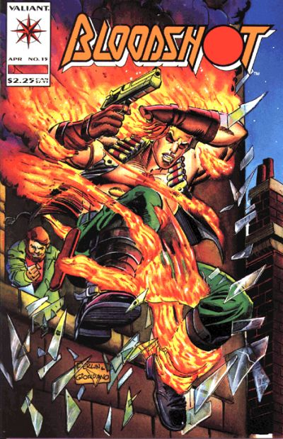 Cover for Bloodshot (1993 series) #15