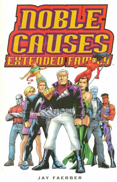 Cover for Noble Causes: Extended Family (Image, 2003 series) #1