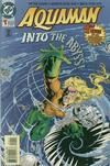 Cover for Aquaman (DC, 1994 series) #1 [Direct Sales]