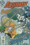 Cover for Aquaman (DC, 1994 series) #4