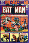 Cover for Batman (DC, 1940 series) #256