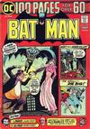 Cover for Batman (DC, 1940 series) #257