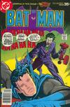 Cover for Batman (DC, 1940 series) #294