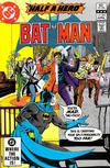 Cover for Batman (1940 series) #346 [Newsstand]