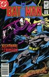 Cover for Batman (DC, 1940 series) #350 [Direct]
