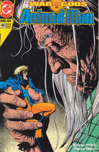 Cover Thumbnail for Animal Man (DC, 1988 series) #40