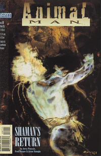 Cover Thumbnail for Animal Man (DC, 1988 series) #81