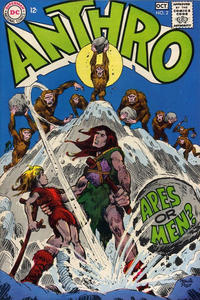 Cover Thumbnail for Anthro (DC, 1968 series) #2