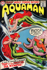 Cover Thumbnail for Aquaman (DC, 1962 series) #22