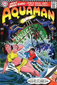 Cover Thumbnail for Aquaman (DC, 1962 series) #33