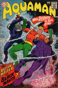 Cover Thumbnail for Aquaman (DC, 1962 series) #35