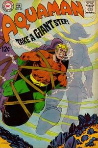 Cover Thumbnail for Aquaman (DC, 1962 series) #43