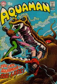 Cover Thumbnail for Aquaman (DC, 1962 series) #47