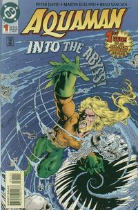 Cover Thumbnail for Aquaman (DC, 1994 series) #1 [Direct Sales]