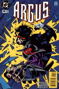 Cover Thumbnail for Argus (DC, 1995 series) #4