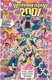 Cover Thumbnail for Armageddon 2001 (DC, 1991 series) #2