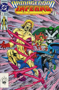 Cover Thumbnail for Armageddon: Inferno (DC, 1992 series) #1
