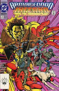 Cover Thumbnail for Armageddon: Inferno (DC, 1992 series) #2