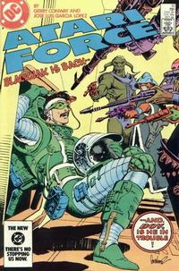 Cover Thumbnail for Atari Force (DC, 1984 series) #10 [Direct Edition]