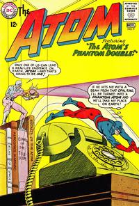 Cover Thumbnail for The Atom (DC, 1962 series) #9