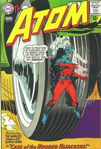 Cover Thumbnail for The Atom (DC, 1962 series) #17