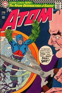 Cover Thumbnail for The Atom (DC, 1962 series) #24