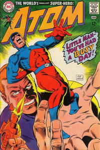 Cover Thumbnail for The Atom (DC, 1962 series) #34