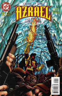 Cover Thumbnail for Azrael (DC, 1995 series) #25