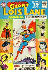 Cover Thumbnail for Lois Lane Annual (DC, 1962 series) #2