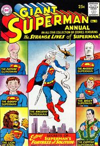 Cover for Superman Annual (DC, 1960 series) #3