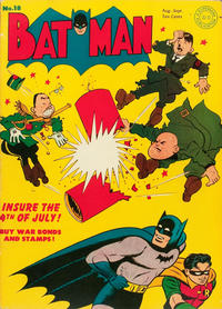 Cover Thumbnail for Batman (DC, 1940 series) #18