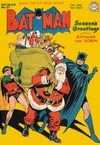 Cover Thumbnail for Batman (DC, 1940 series) #27