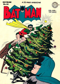 Cover Thumbnail for Batman (DC, 1940 series) #33