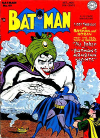 Cover for Batman (DC, 1940 series) #49