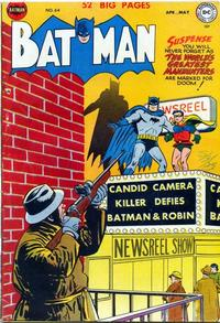 Cover Thumbnail for Batman (DC, 1940 series) #64