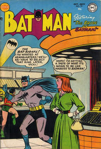 Cover Thumbnail for Batman (DC, 1940 series) #79
