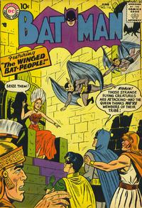 Cover Thumbnail for Batman (DC, 1940 series) #116